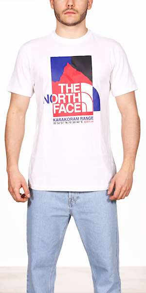 T-SHIRT THE NORTH FACE M K2RM GRAPHIC S/S TEE