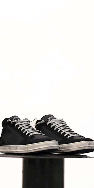 SNEAKERS P448 QUEENS MID