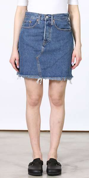 GONNA/MINIGONNA LEVIS HR DECON ICONIC BF SKIRT