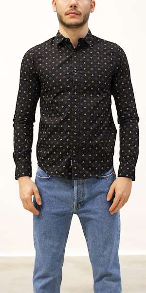 CAMICIA SCOTCH&SODA ALL OVER