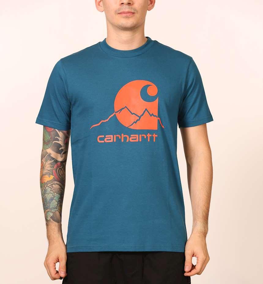 T-SHIRT CARHARTT S/S OUTDOOR C