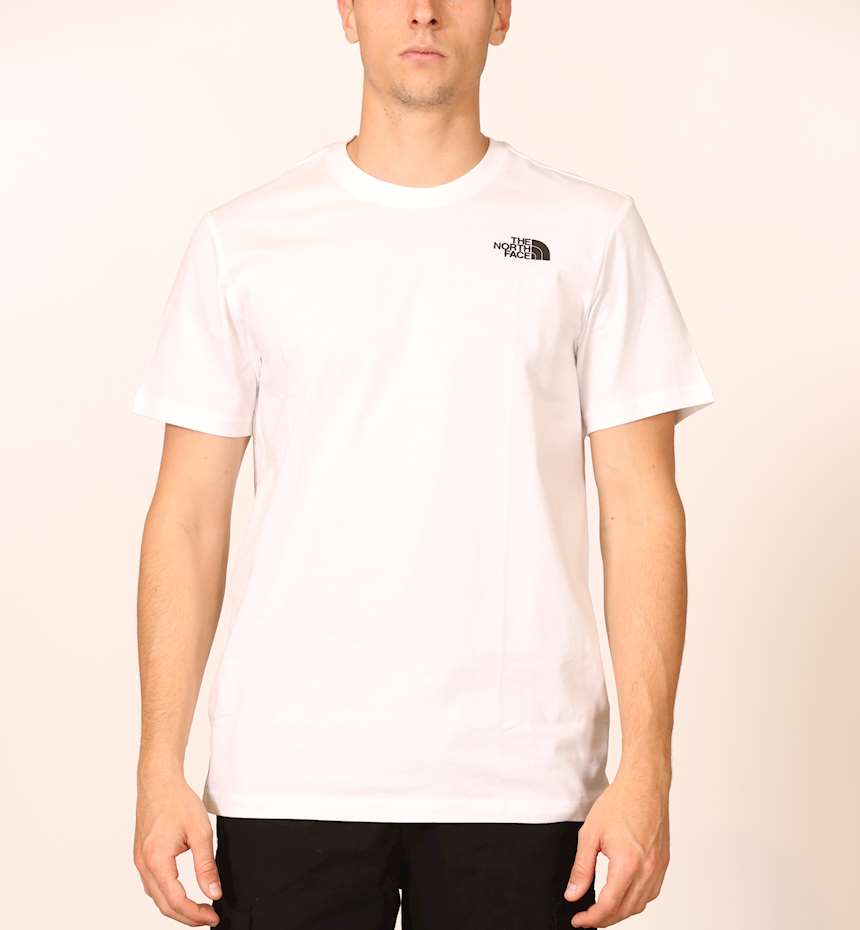 T-SHIRT THE NORTH FACE S/S REDBOX