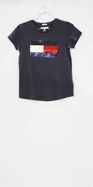 T-SHIRT TOMMYHILFIGER FLAG