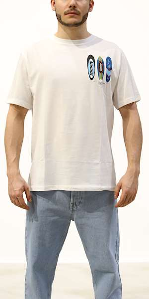T-SHIRT TOMMYHILFIGER DROP SHOULDER