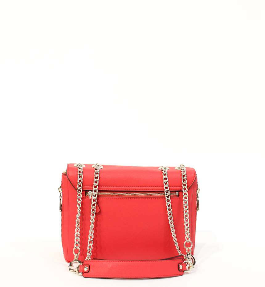 BORSA GUESS G CHAIN CONVERTIBLE XBODY FLAP