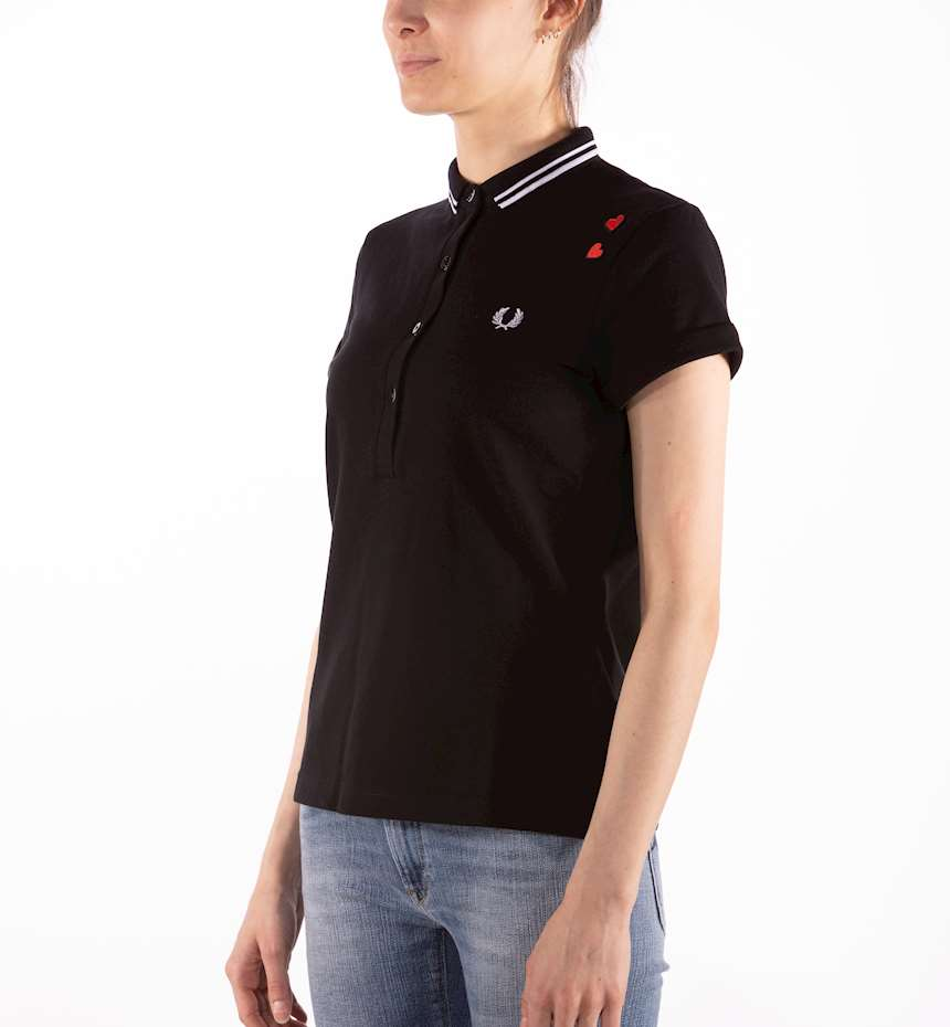 POLO FRED PERRY AMY WINEHOUSE