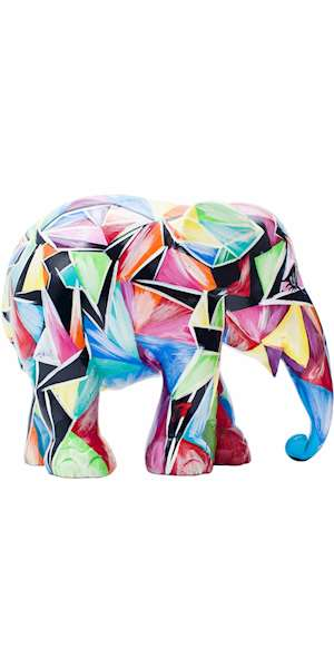 ELEPHANT PARADE HIDDEN DIAMONDS 15 CM