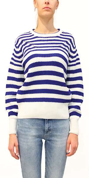 MAGLIONE SCOTCH&SODA CHUNKY KNITTED IN COTTON BLEND