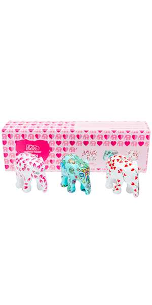 SET ELEPHANT PARADE WITH LOVE