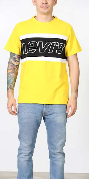 T-SHIRT LEVIS SS COLOR BLOCK TEE