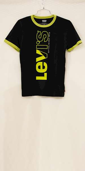T-SHIRT LEVIS TWO TONE