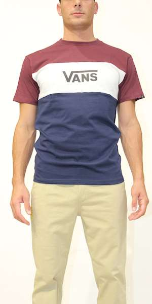 T-SHIRT VANS MN RETRO ACTIVE SS