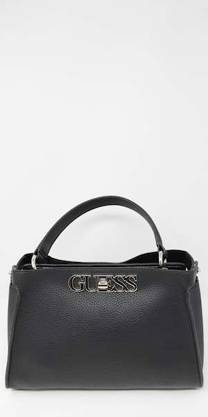 BORSA GUESS UPTOWN CHIC TURNLOCK SATCHEL