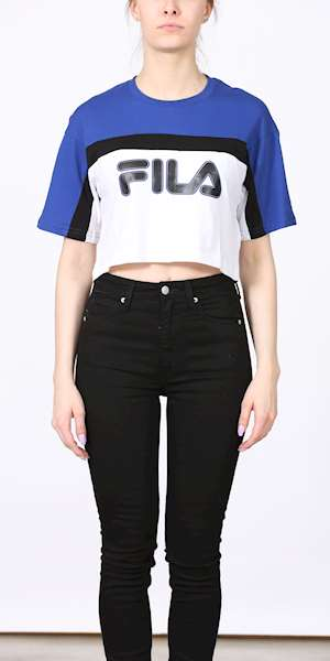 T-SHIRT FILA WOMEN ULANI CROPPED