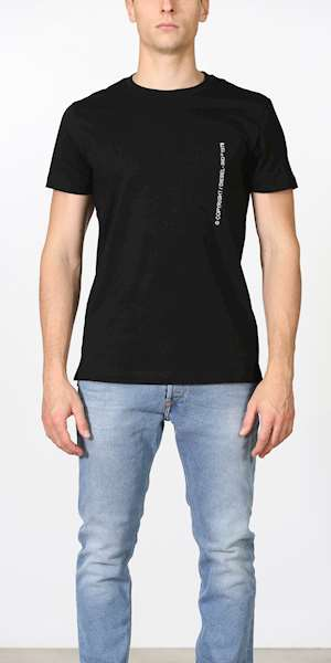 T-SHIRT DIESEL T-RUBIN-POCKET-J1
