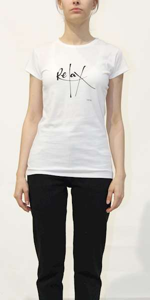 T-SHIRT TOP-TEE RELAX DIEM
