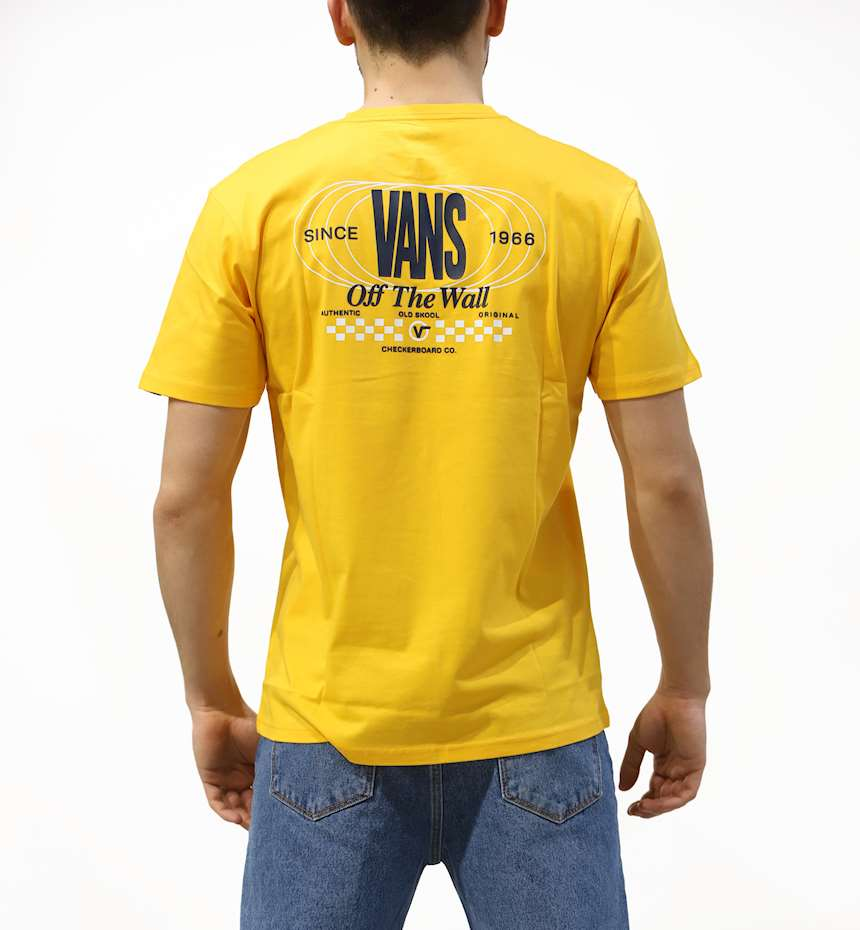 T-SHIRT VANS FREQUENCY