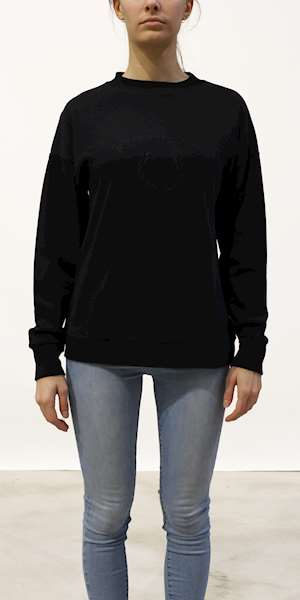 FELPA FREDPERRY EMBROIDERED SWEATSHIRT