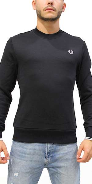 FELPA FREDPERRY CREW NECK