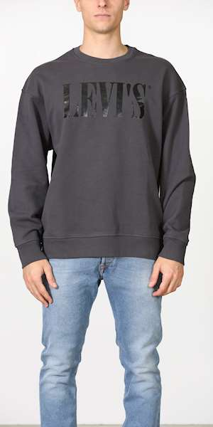 FELPA LEVIS RELAXED GRAPHIC CREWNECK