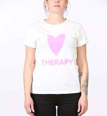 T-SHIRT LOVE THERAPY