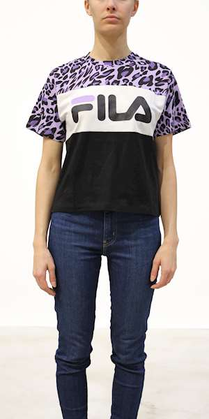 T-SHIRT FILA WOMEN ALLISON AOP TEE