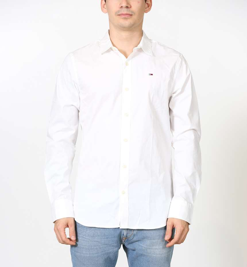 CAMICIA TOMMYHILFIGER TJM ORIGINAL STRETCH SHIRT