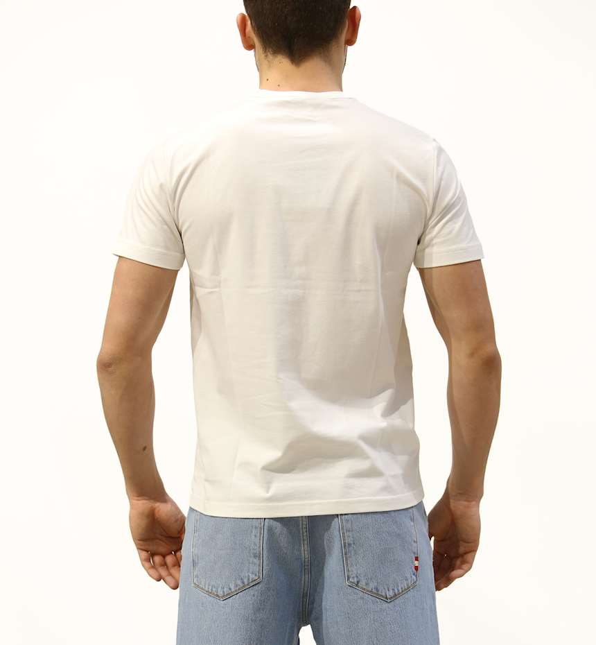 T-SHIRT FRED PERRY CREW NECK