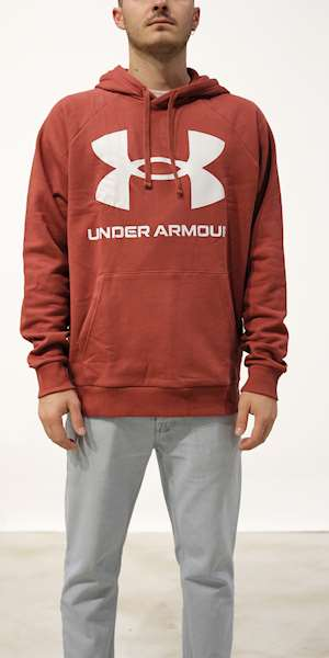 FELPA UNDER ARMOUR UA RIVAL FLEECE BIG LOGO HD