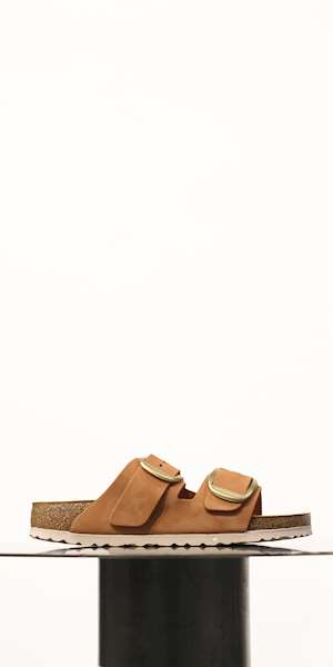 CIABATTA BIRKENSTOCK ARIZONA BIG BUCKLE