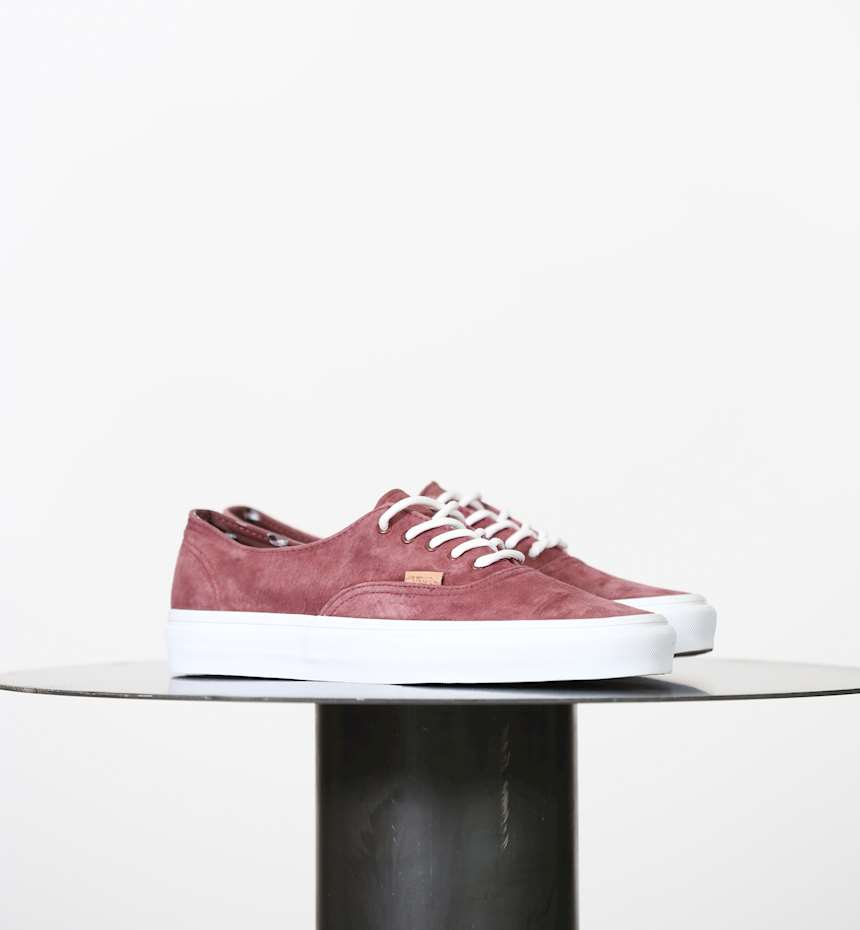 SNEAKERS VANS AUTHENTIC DECON CA