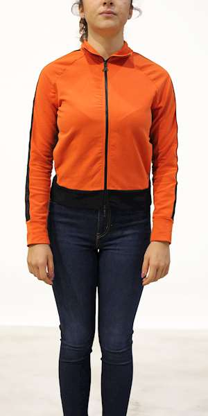 FELPA DEHA FULL ZIP SWEATSHIRT