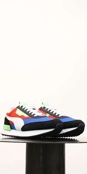 SCARPE RUNNING PUMA FUTURE RIDER PLAY ON
