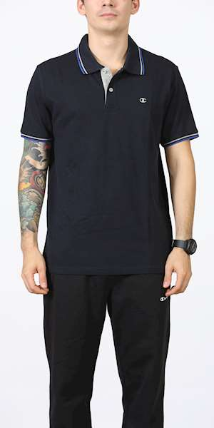 CHAMPION M-POLO AUTH. COTTON PIQUE GALLERY