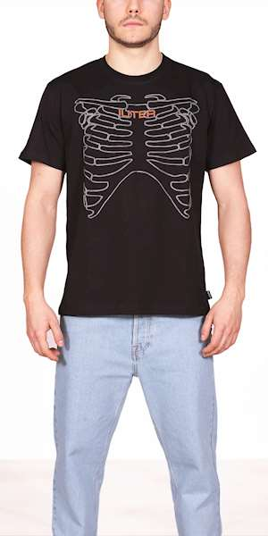 T-SHIRT IUTER SKELETON EMBRO