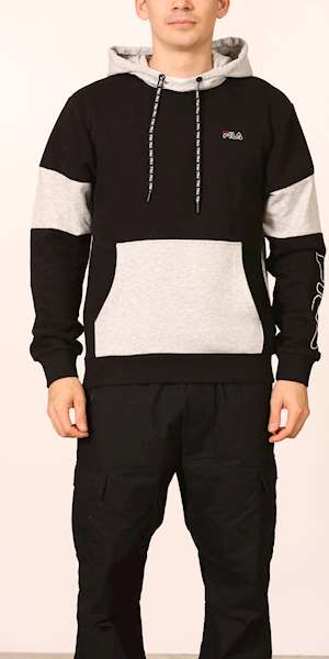 FELPA FILA MEN LAWRENCE HOODY