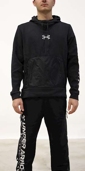 FELPA UNDER ARMOUR UA SPORTSTYLE APOLLO HOODIE