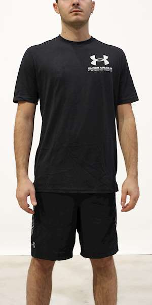 T-SHIRT UNDER ARMOUR UA PERFORMANCE BIG LOGO SS