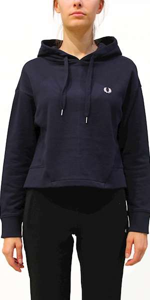 FELPA FREDPERRY FP FISHTAIL HOODED SWEATSHIRT