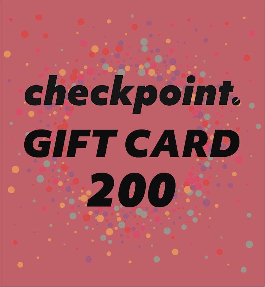 IDEA REGALO CHECK POINT GIFT CARD 200