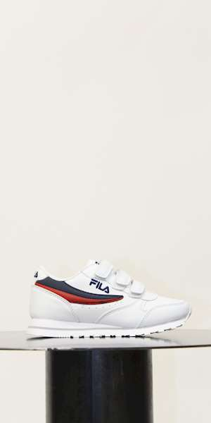 SNEAKERS FILA ORBIT VELCRO LOW KIDS