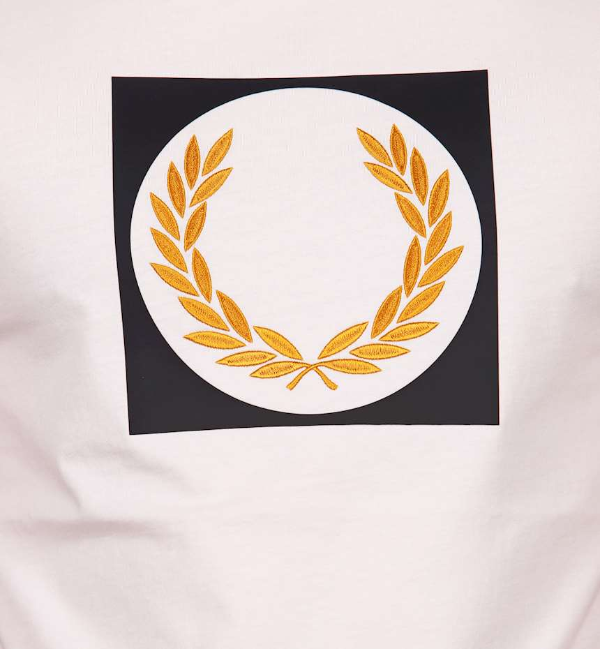 T-SHIRT FRED PERRY FP LAUREL WREATH GRAPHIC