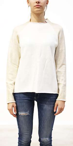 T-SHIRT DEHA HIGH NECK SWEATER