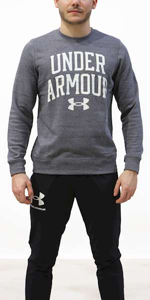 FELPA UNDER ARMOUR UA RIVAL TERRY CREW