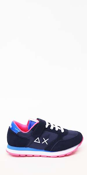 SNEAKERS SUN68 GIRL'S ALLY NYLON SOLID
