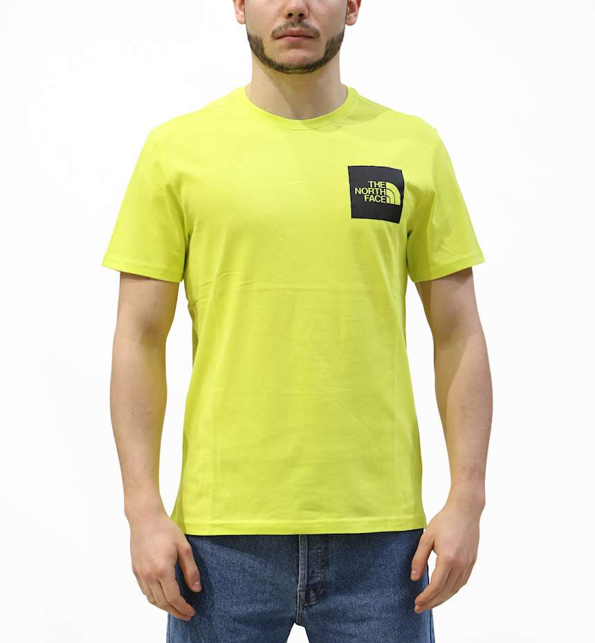 T-SHIRT THE NORTH FACE FINE