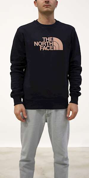 FELPA THE NORTH FACE M DREW PEAK CREW