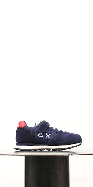 SNEAKERS SUN68 BOY'S TOM SOLID NYLON
