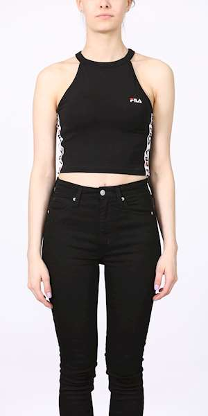 TOP FILA WOMEN MELODY CROPPED TEE