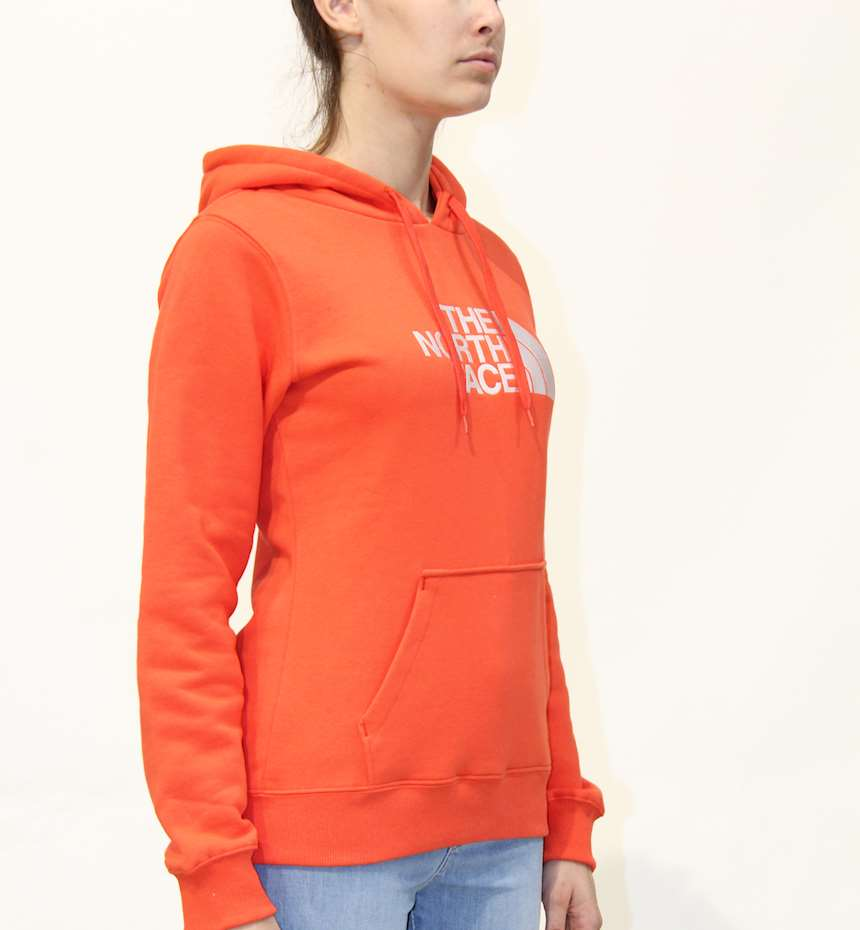 FELPA THE NORTH FACE W DREW PEAK PULLOVER HOODIE - EU